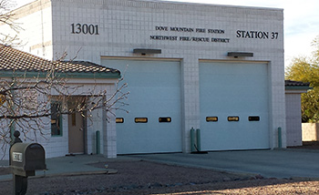 Dove Mt Fire Station #37
